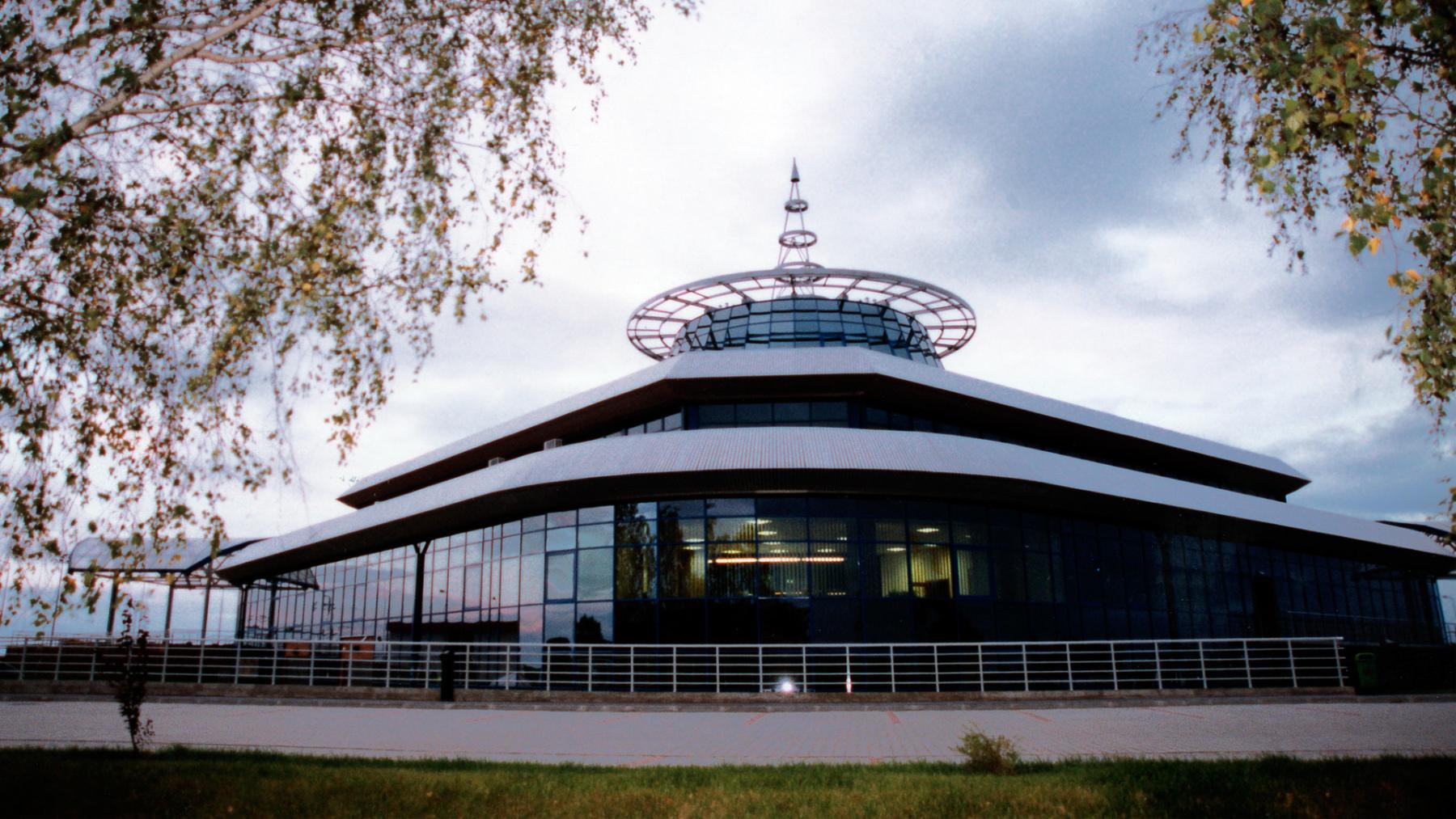 Cross-border Terminal Koroszczyn